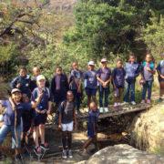 The Berg hikers…