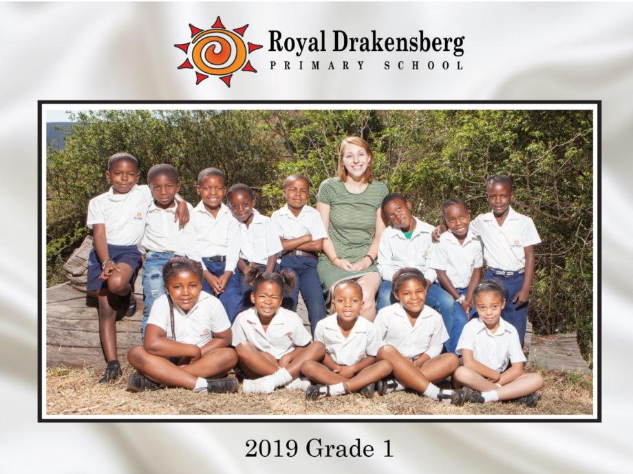 2019 Grade 1