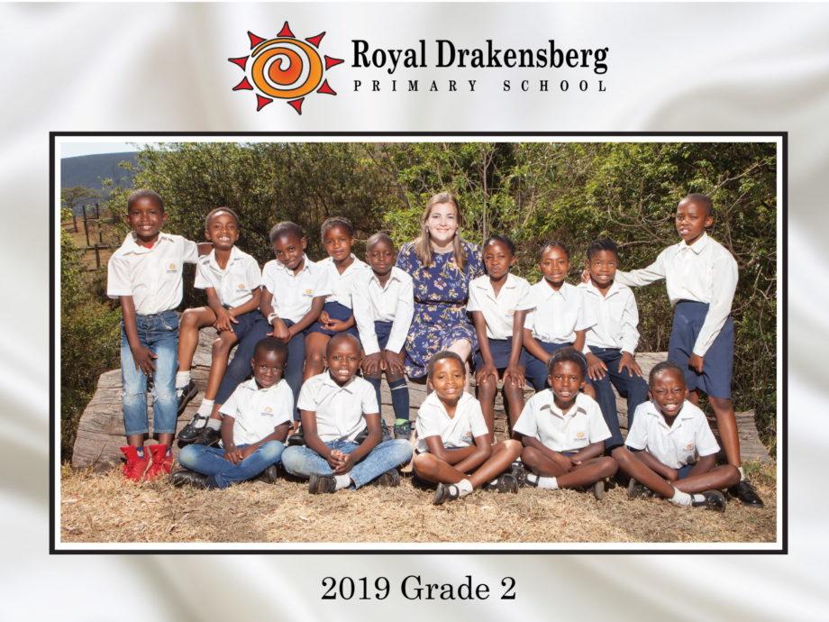 2019 Grade 2