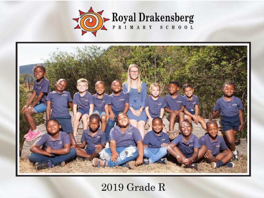 2019 Grade R