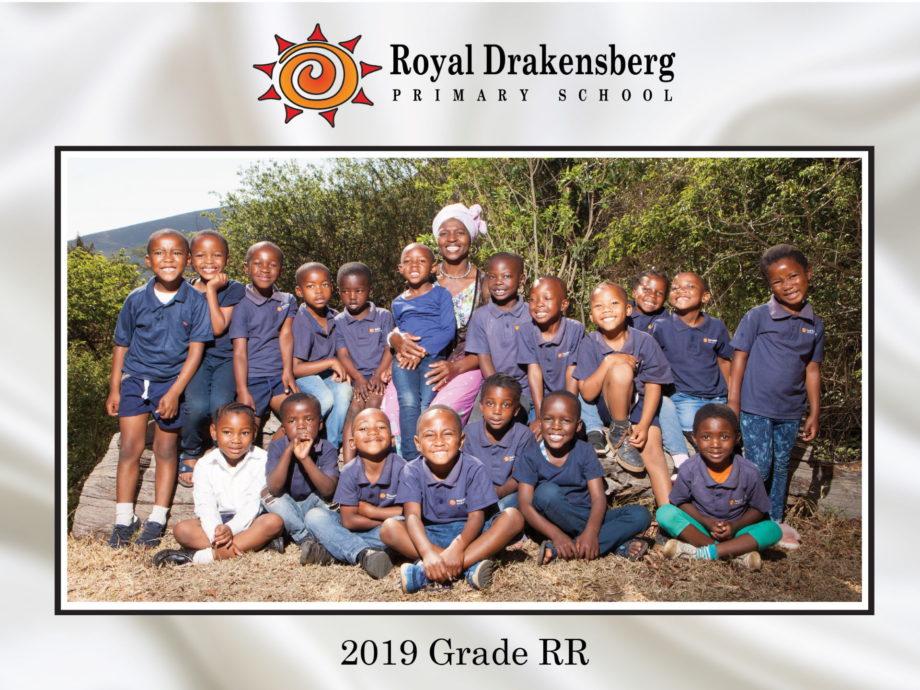 2019 Grade RR