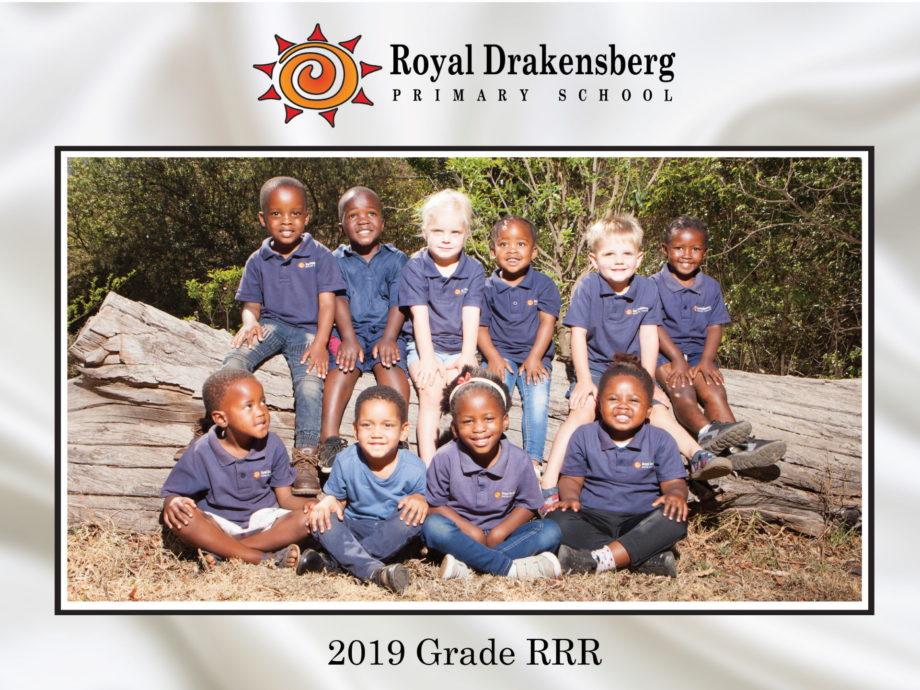 2019 Grade RRR
